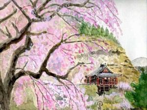 水彩画(杉原 豊孝)